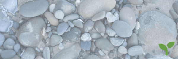 rocks pebbles sand